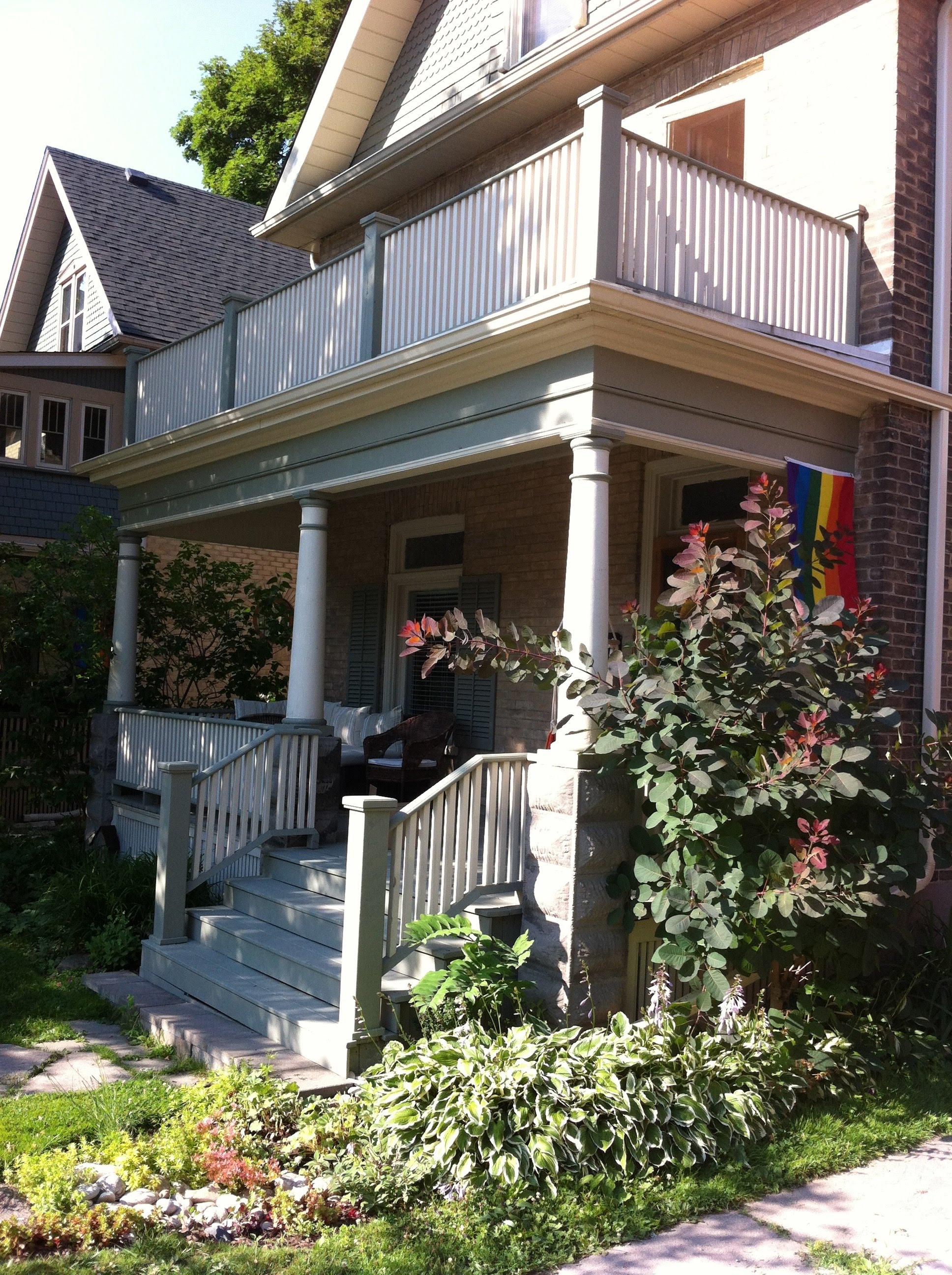 Design & Build Project: Historical Restoration - Font Porch Steps
