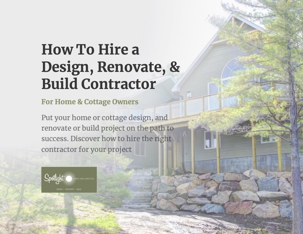 Cover: How To Hire a Design, Renovate, and Build Contractor