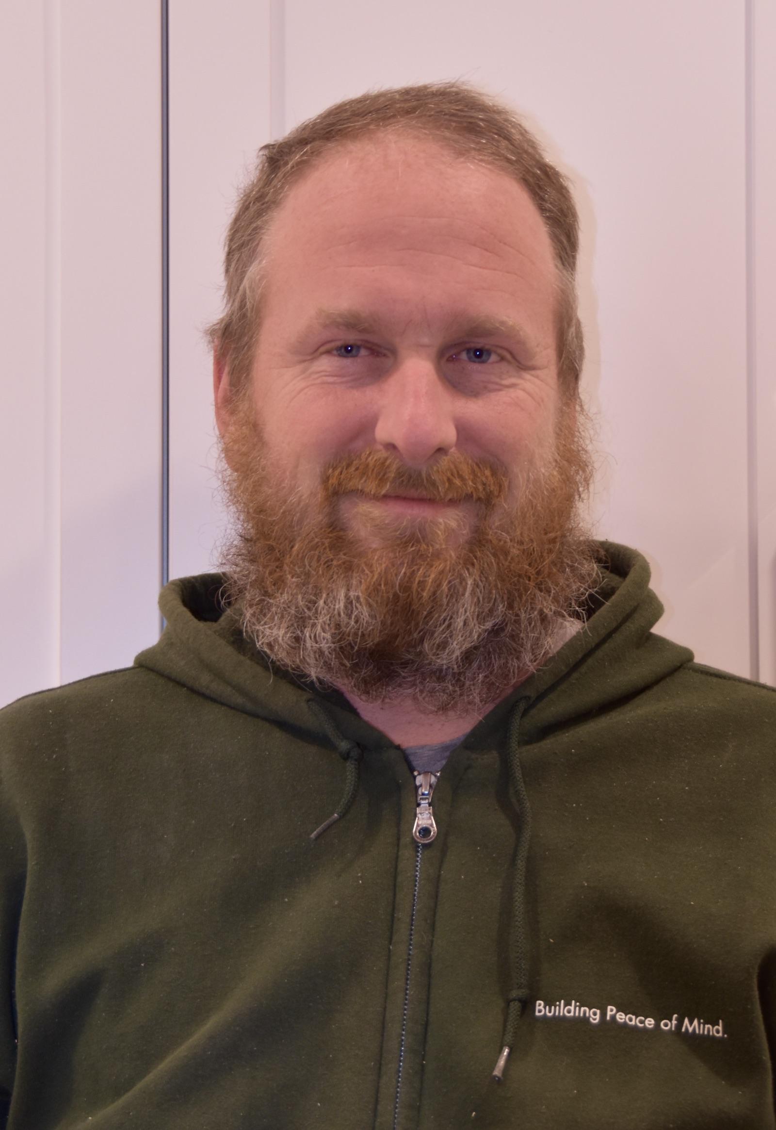 Jason Clouthier, Lead Carpenter - Spotlight Home and Lifestyle