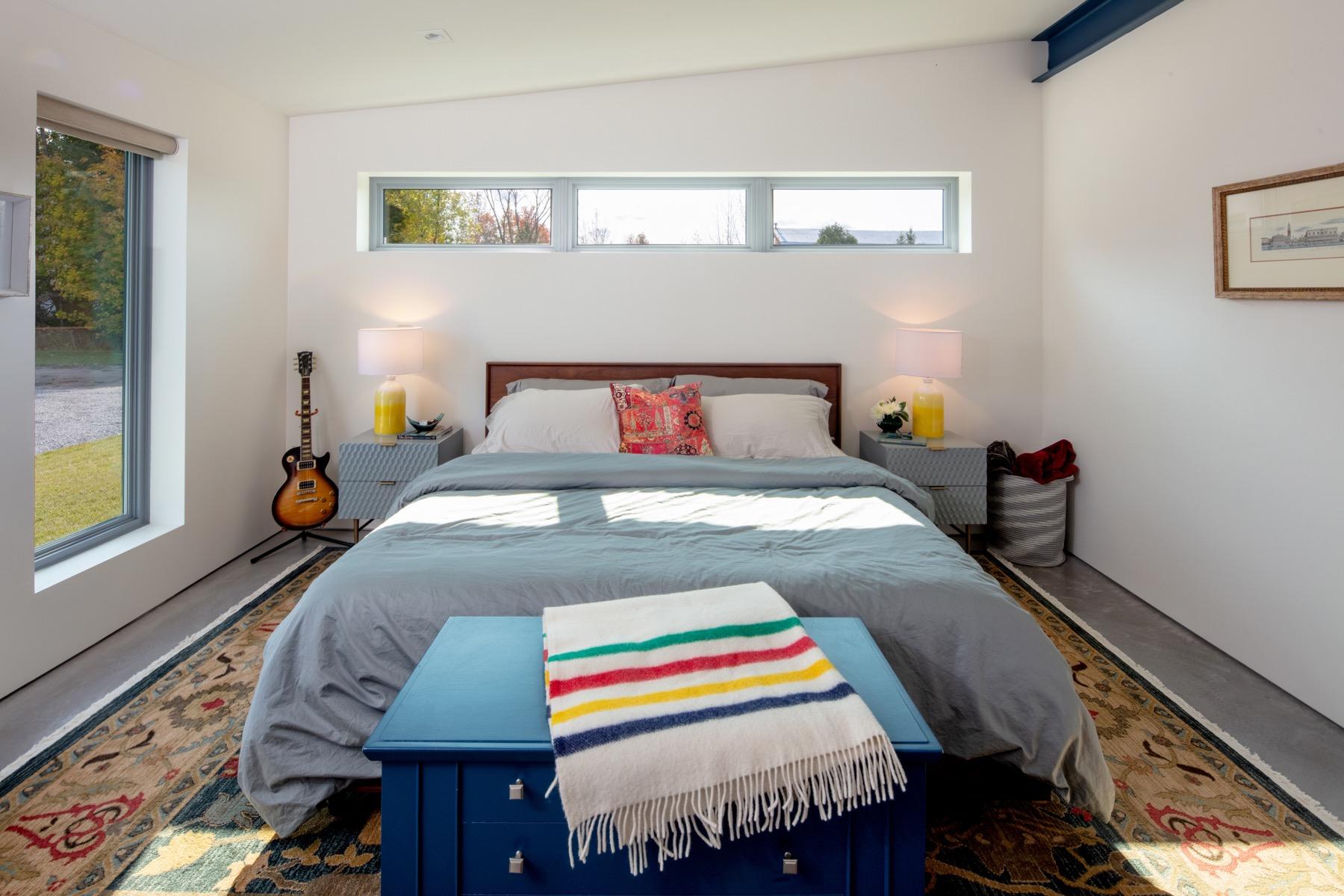 Net Zero Ready Home Bedroom