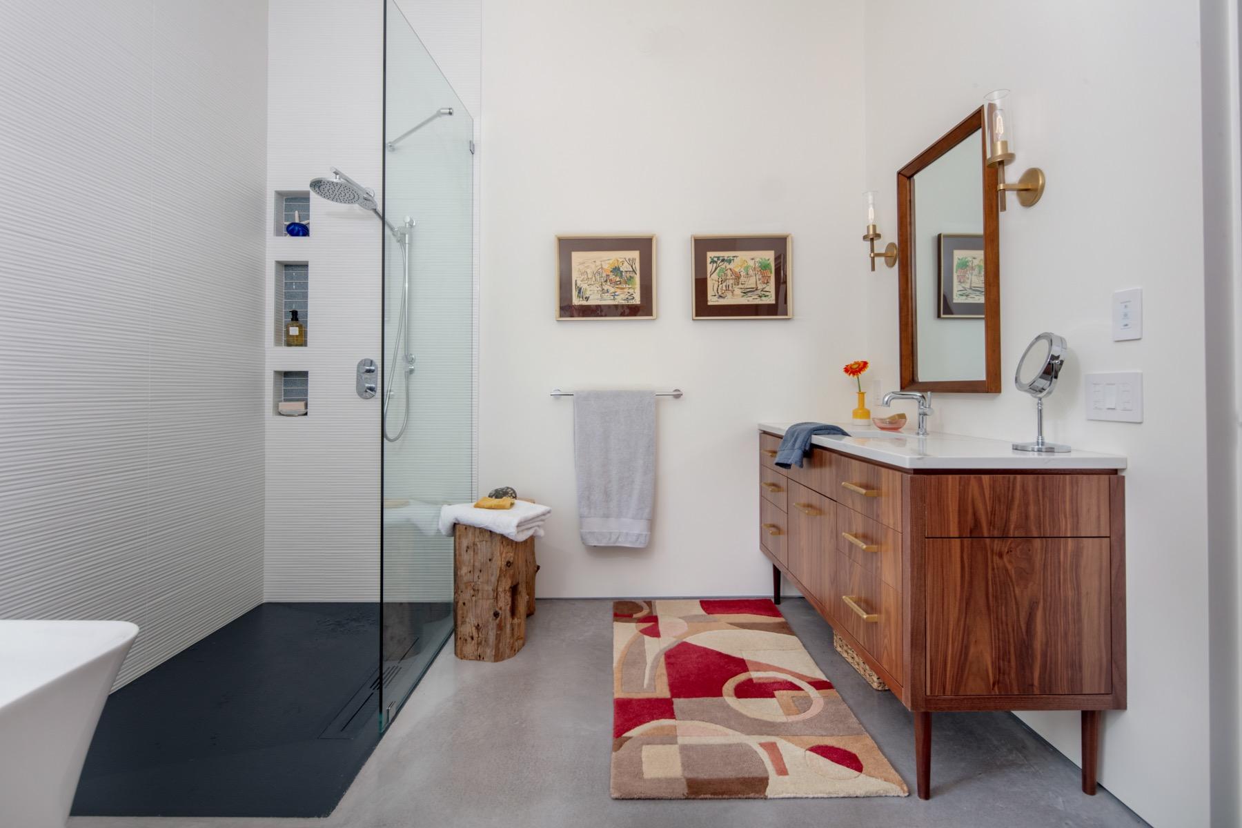 Net Zero Ready Home Bathroom