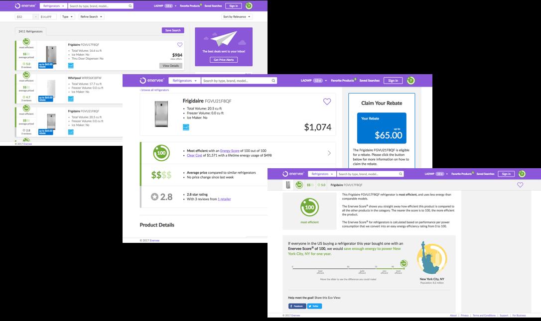 Marketplace screenshots