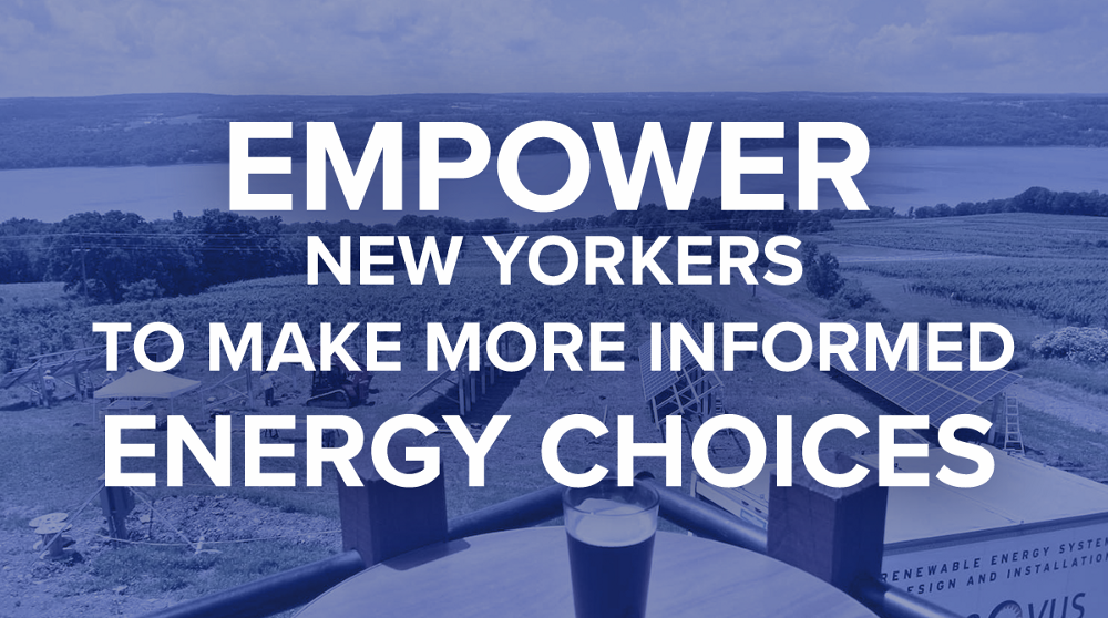 Empowering New Yorkers: One of REV's top-line goals