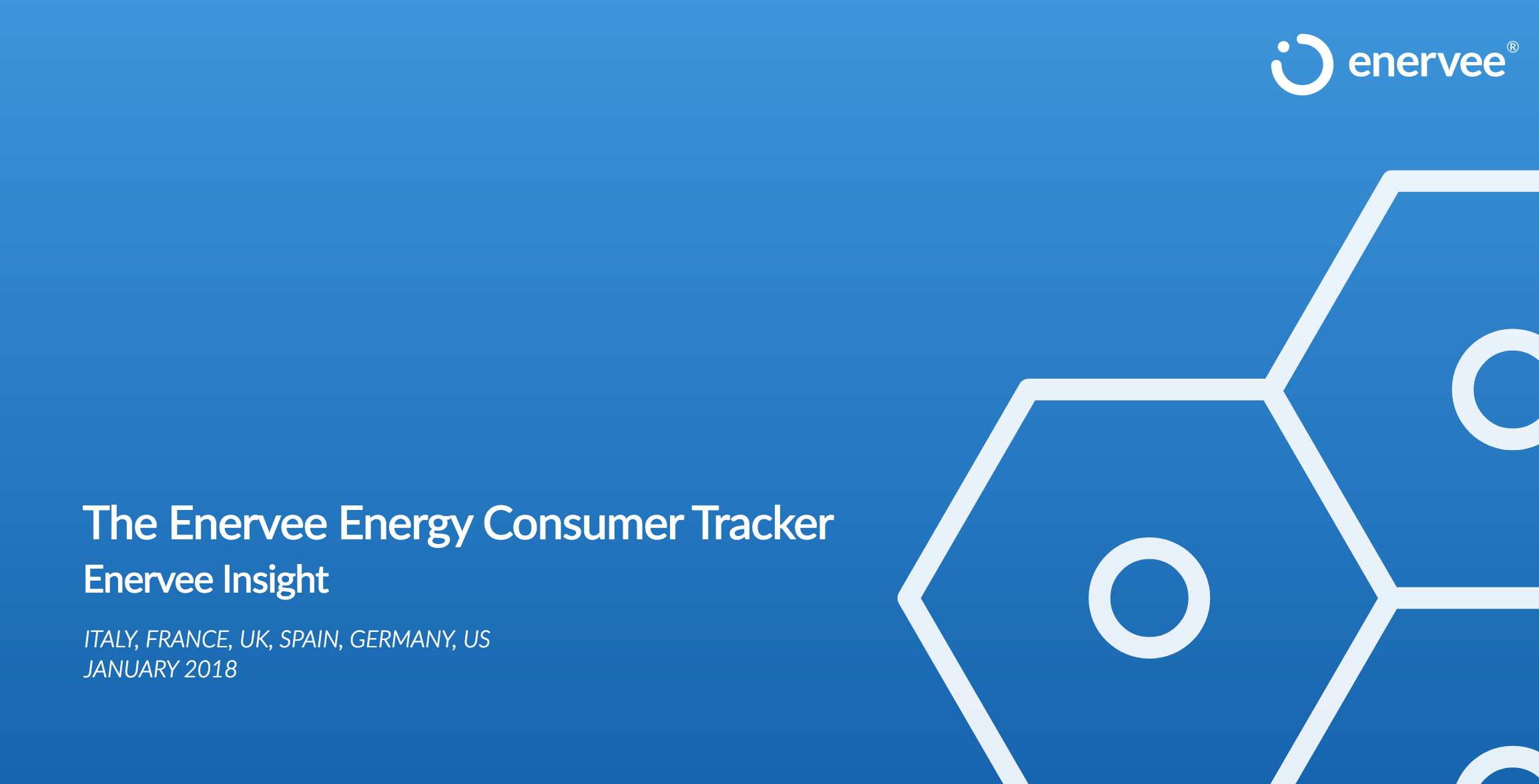 The Enervee Energy Consumer Tracker