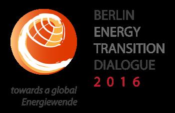 News: Enervee @Berlin Energy Transition Dialog 2016