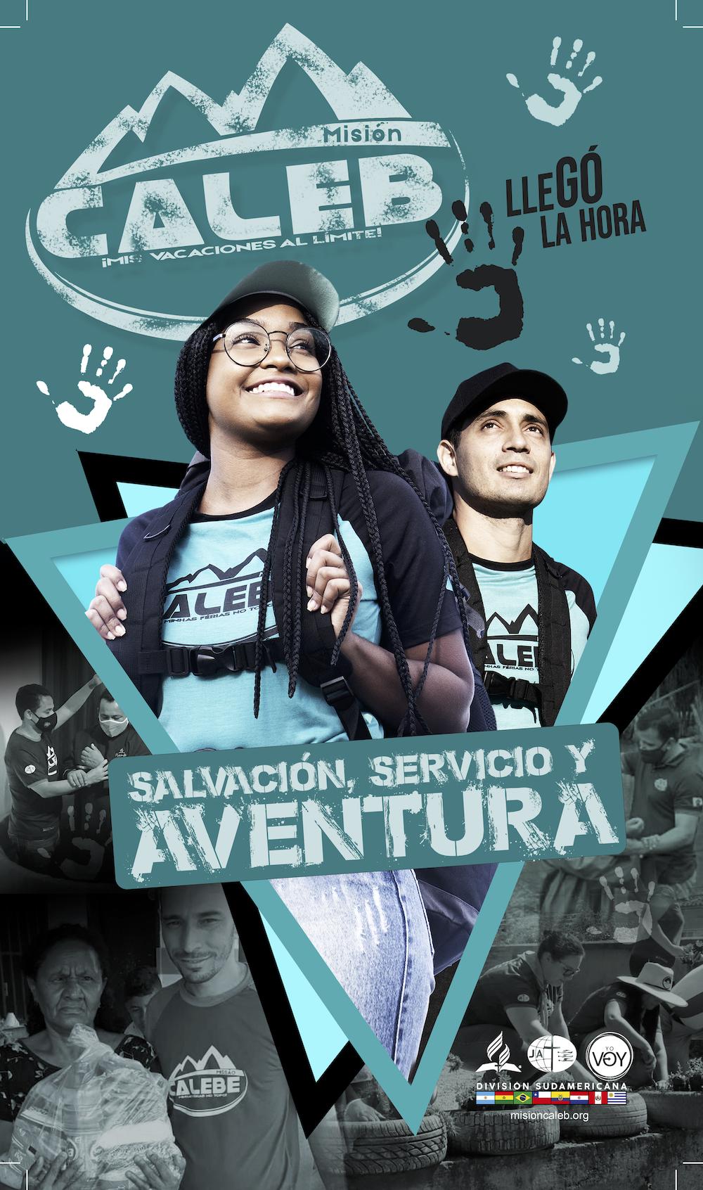 Youth event flyer de jovenes