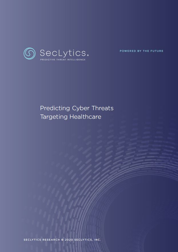 Predictive Cyber Threats Targeting Healthcare