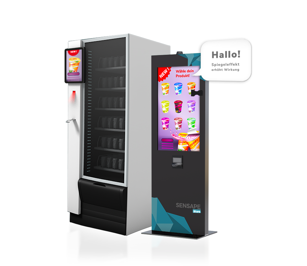 Digital Sampler - virtual promoter and vending machine combined.