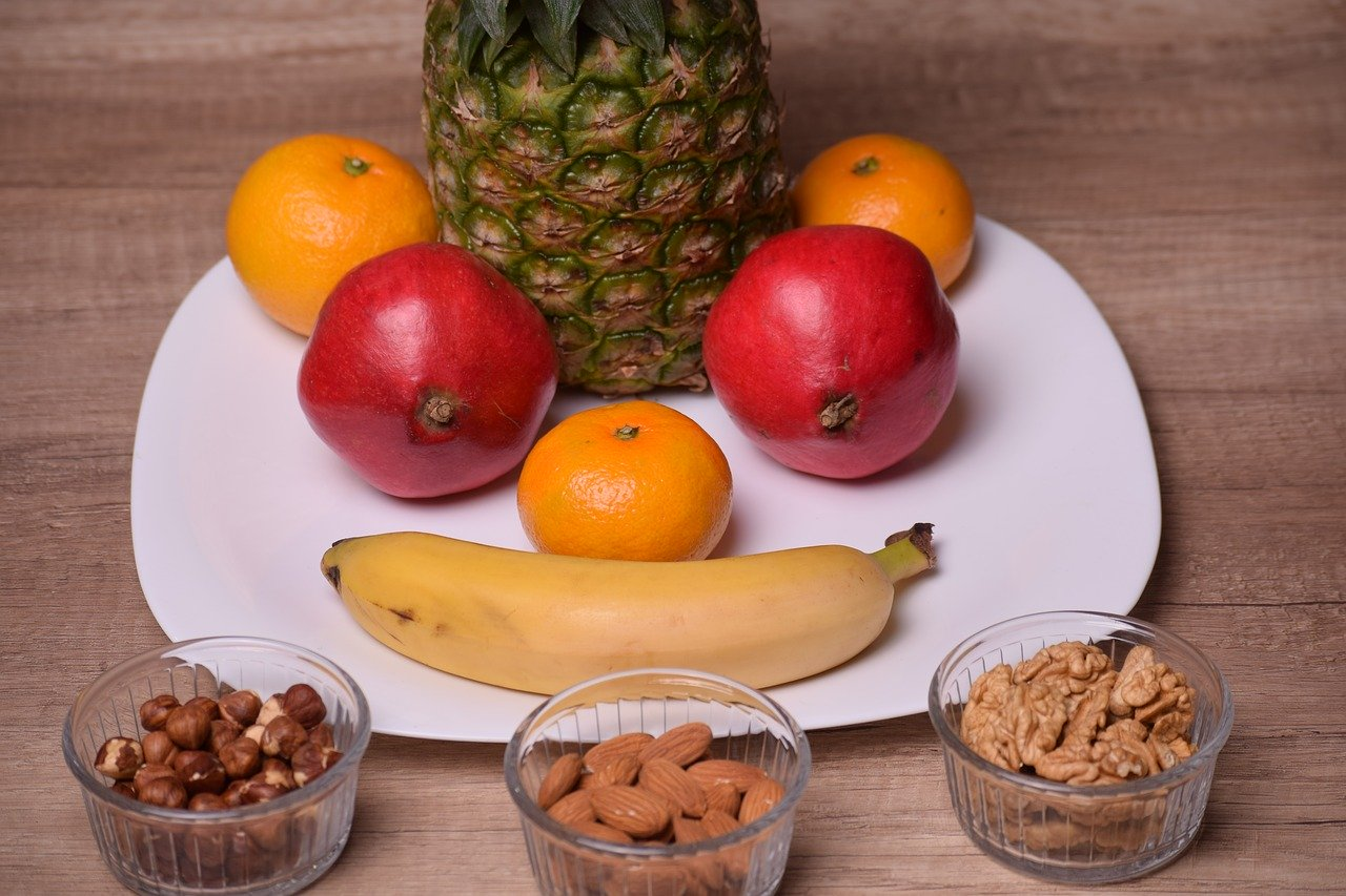 Diet and the immune system