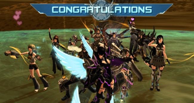 Phantasy Star Online 2 North America