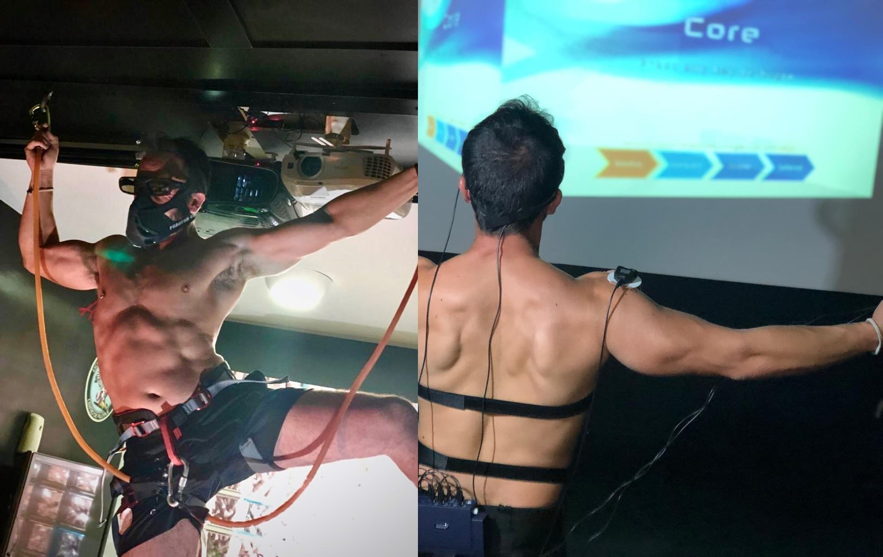 NeuroTracker in action at AR Mental