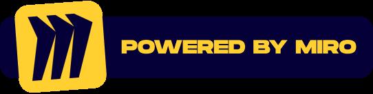 Powered by Miro