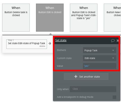 Task Popup Workflow Tutorial Bubble No Code Trello Clone
