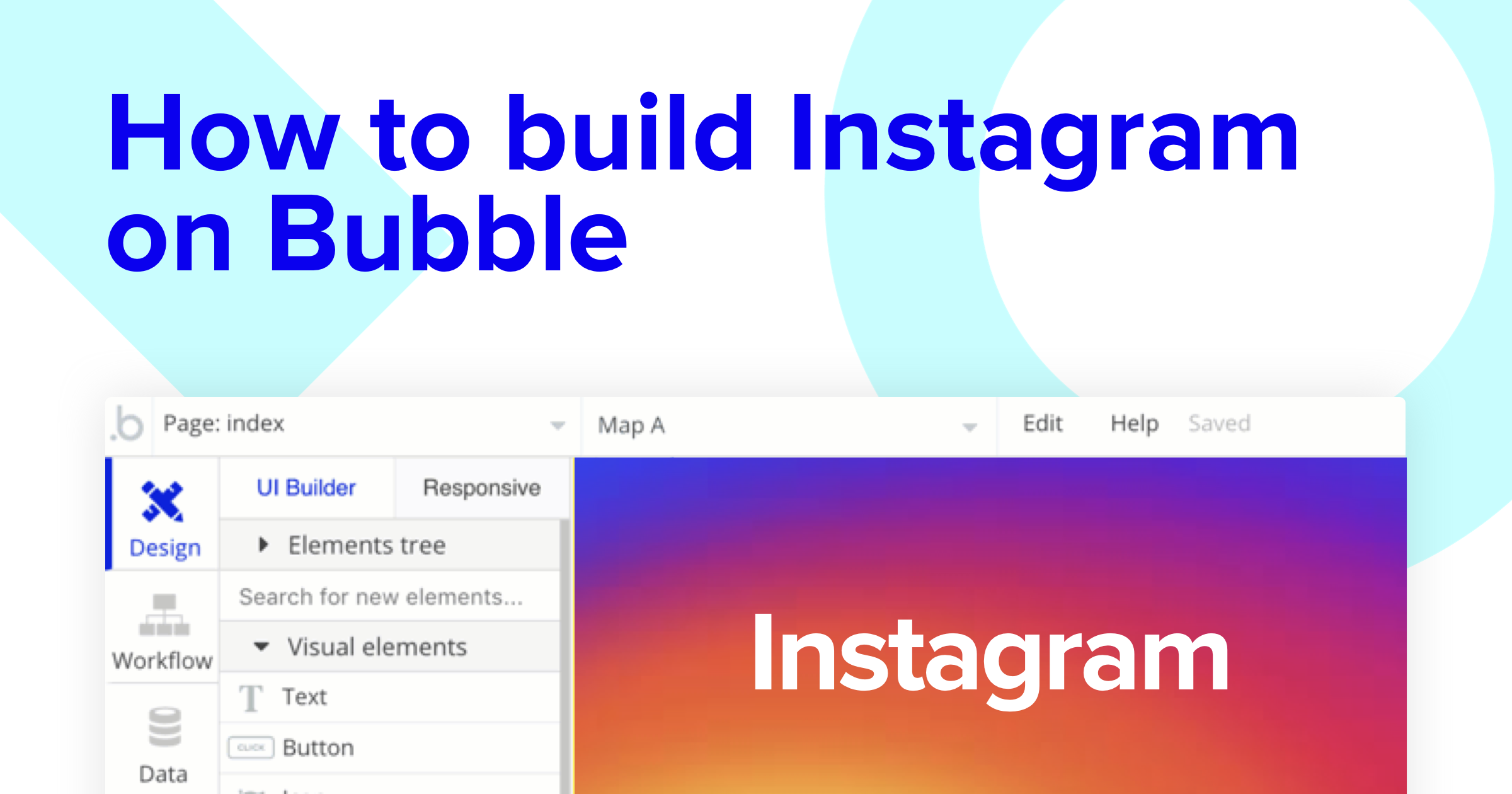 How To Build An Instagram Clone With No Code