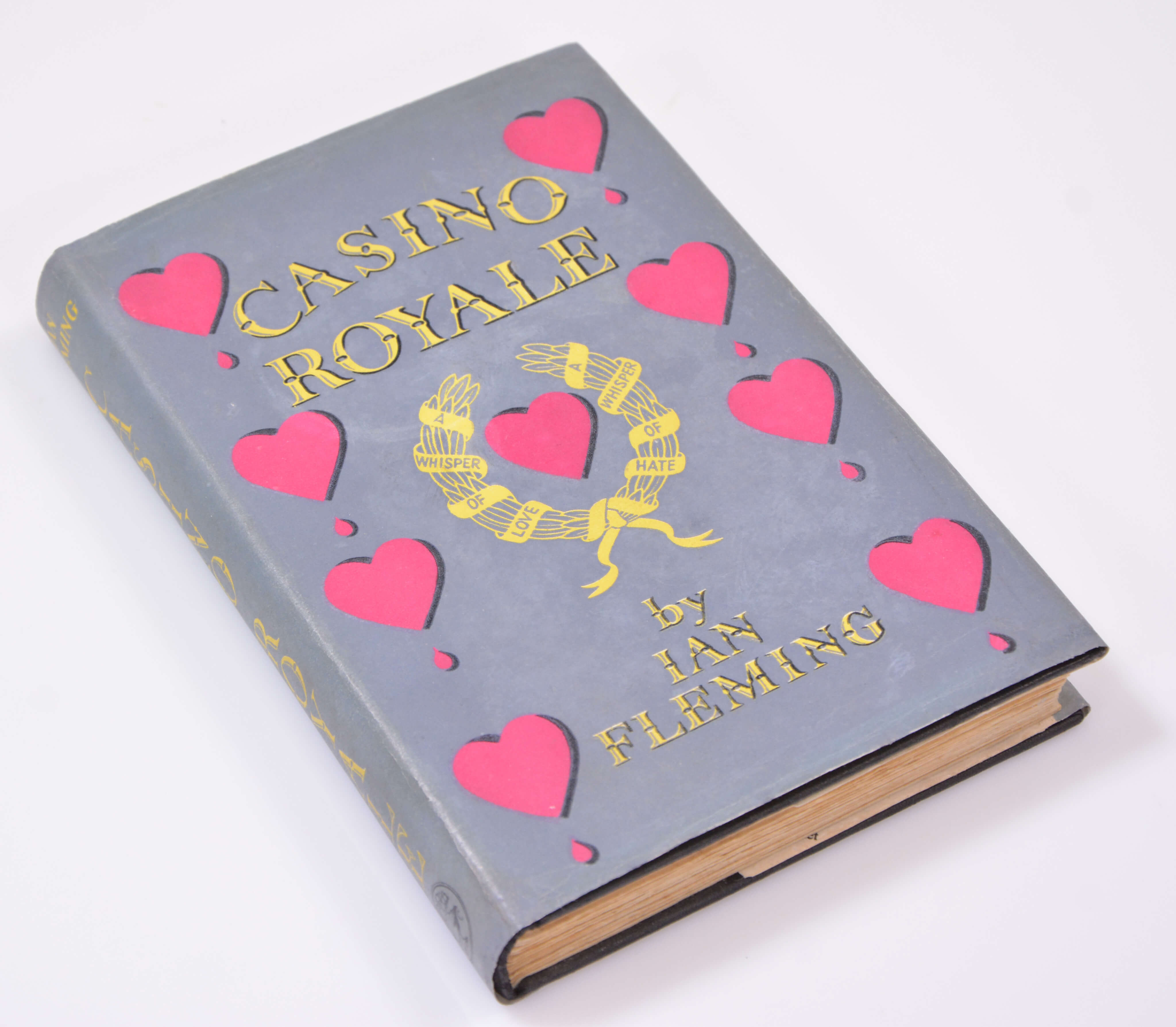 Casino Royale by Ian Flemming (1st Ed.)