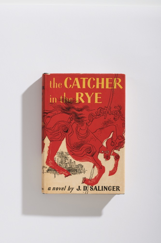 The Catcher in the Rye, 1st Edition, J.D. Salinger