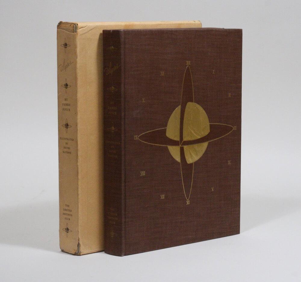 Ulysses (Matisse Signed), James Joyce