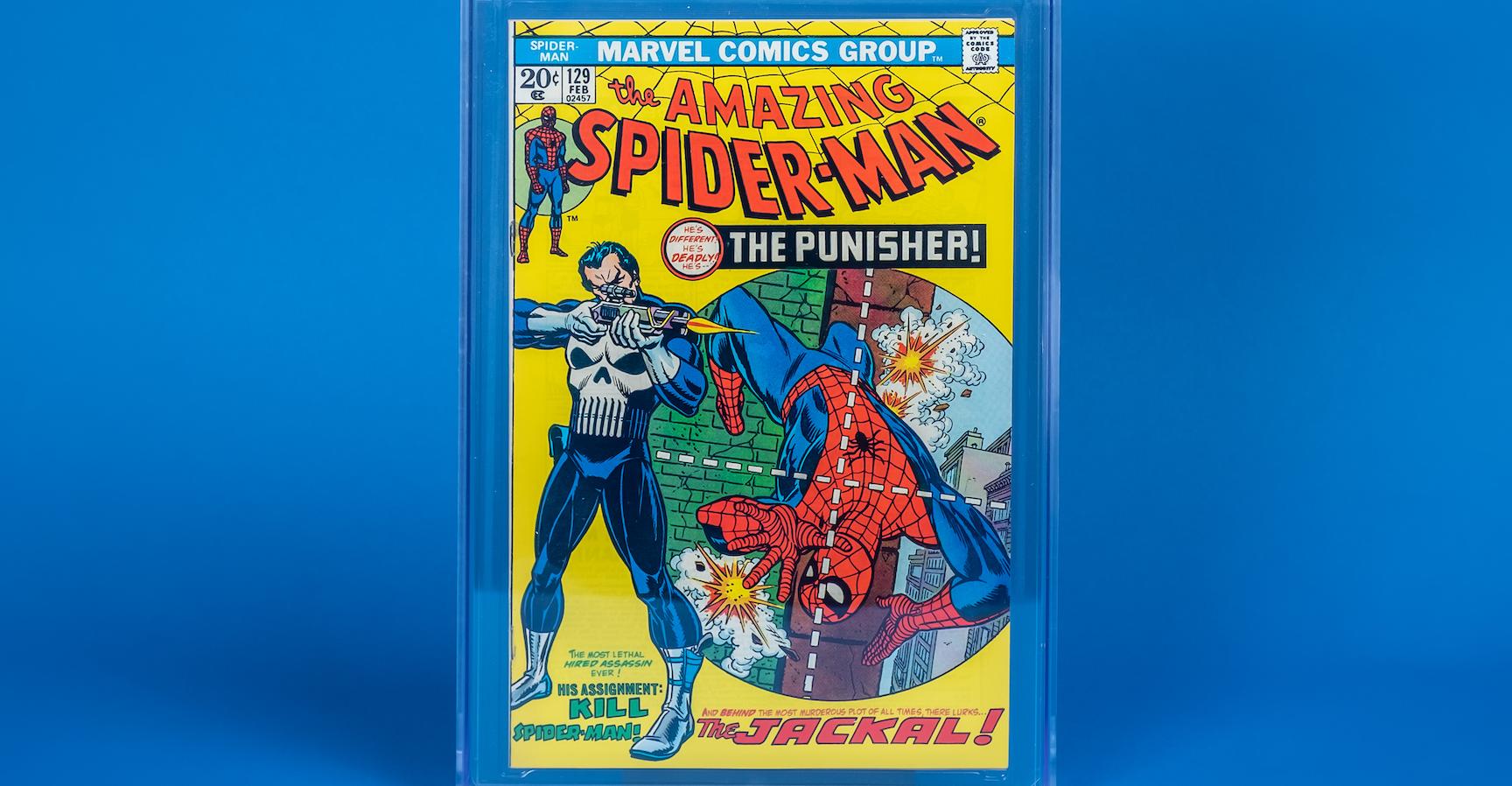 Amazing Spider Man #129 (CGC 9.8)