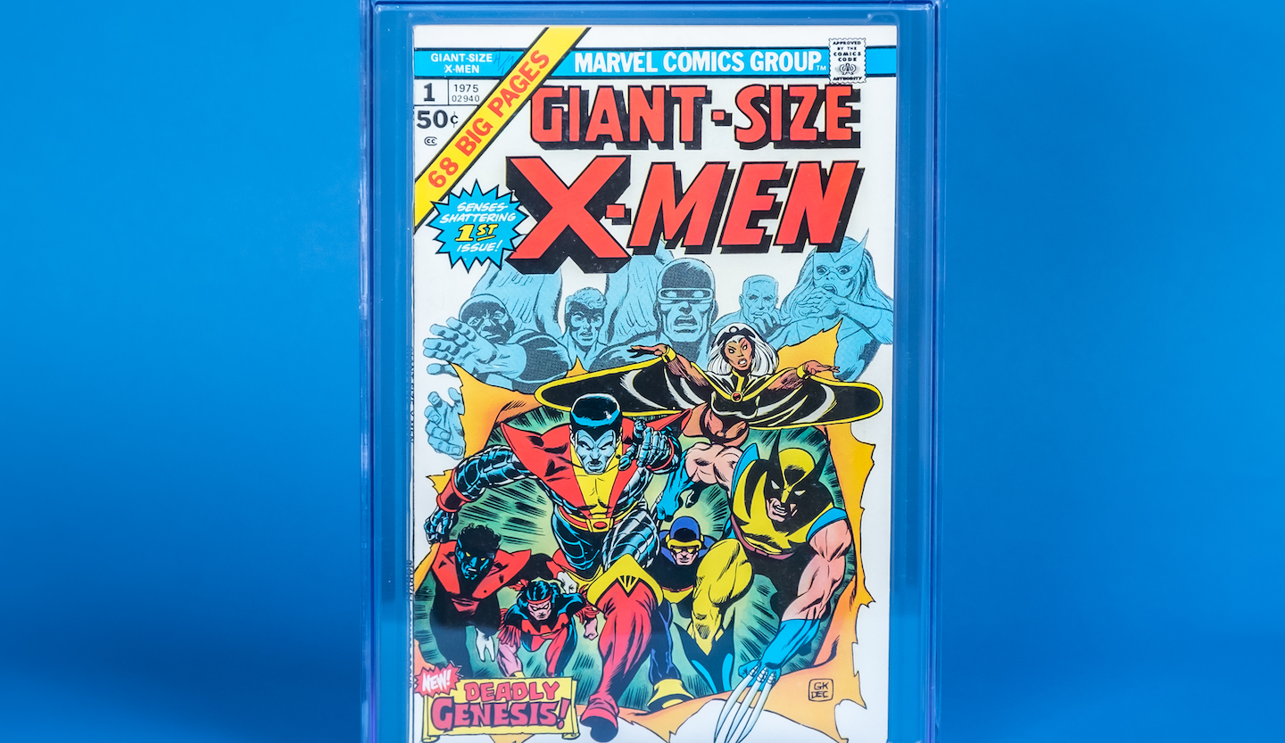 Giant-Size X-Men #1 (CGC 9.8)