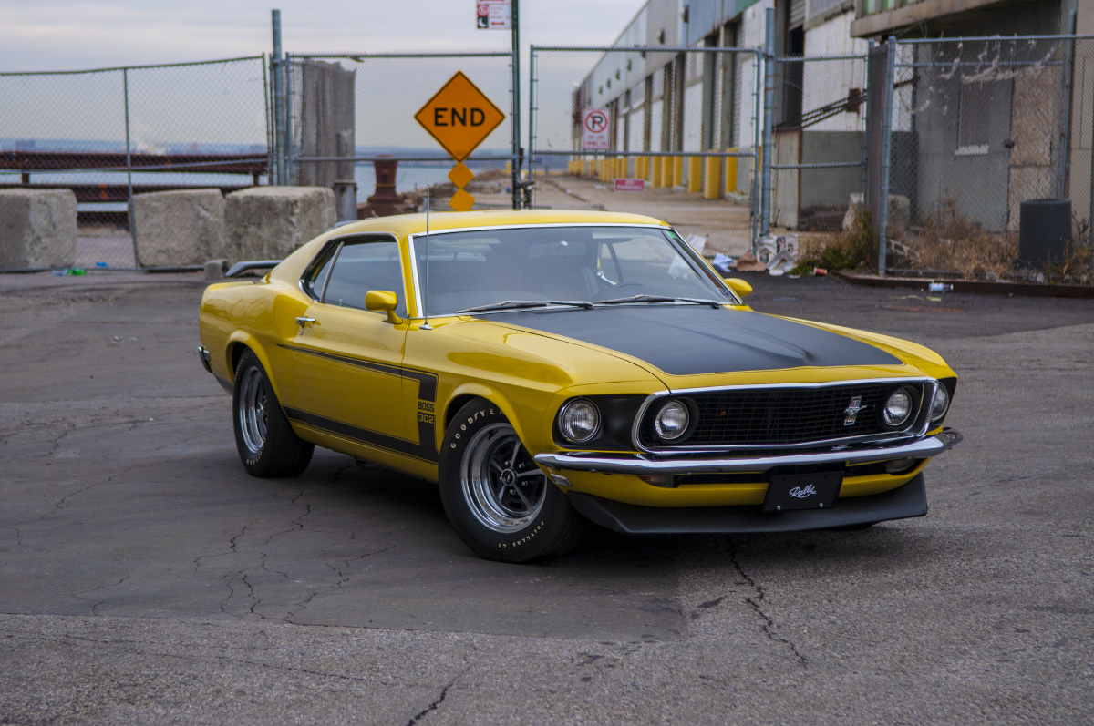 Ford Boss 302 Mustang