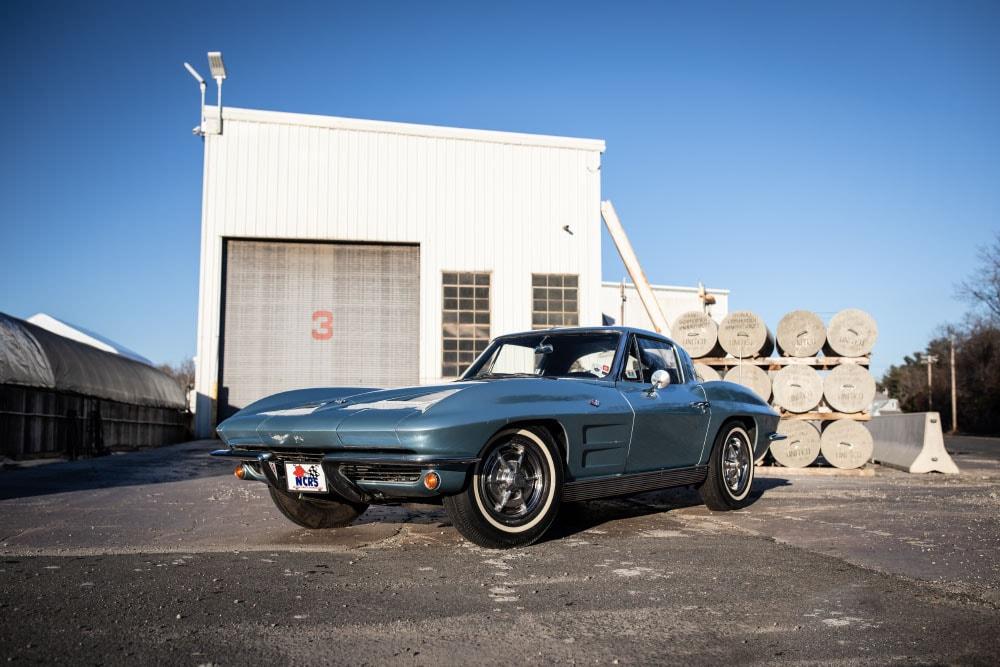 Chevrolet Corvette Split Window