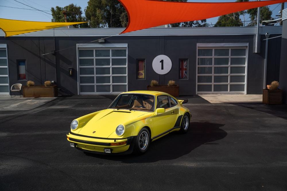 Porsche Turbo Carrera