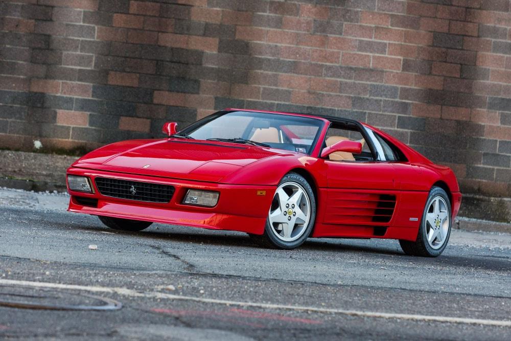 Ferrari 348TS Serie Speciale