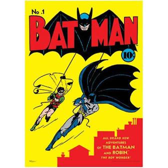 DC Comics Batman #1 (CGC 1.5)