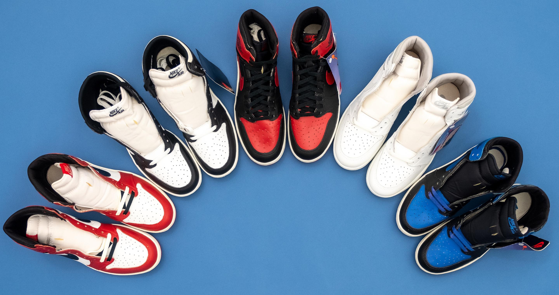 Air Jordan 1's (5)