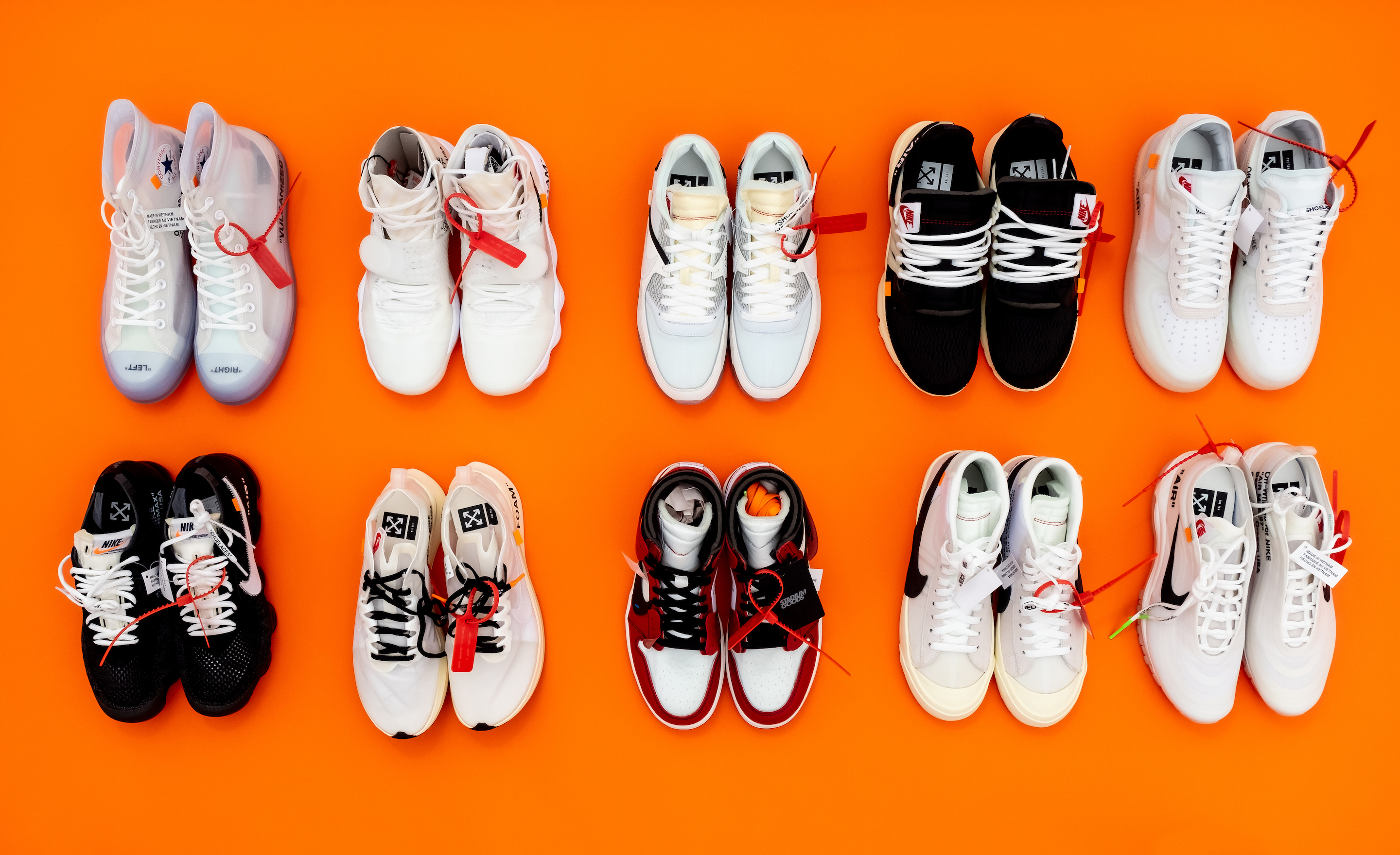 The Ten by Nike X Off-White
