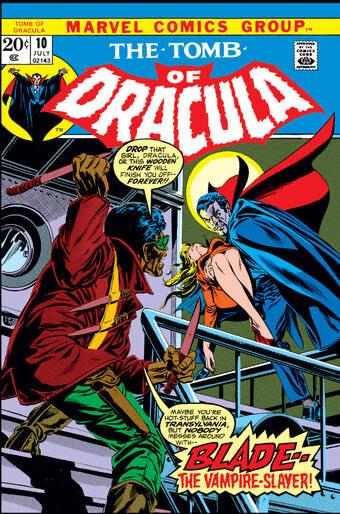 Tomb of Dracula #10 (CGC 9.8)