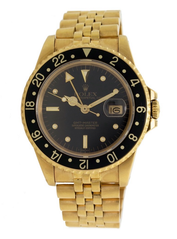 """Rolex GMT-Master """"Nipple Dial"""""""