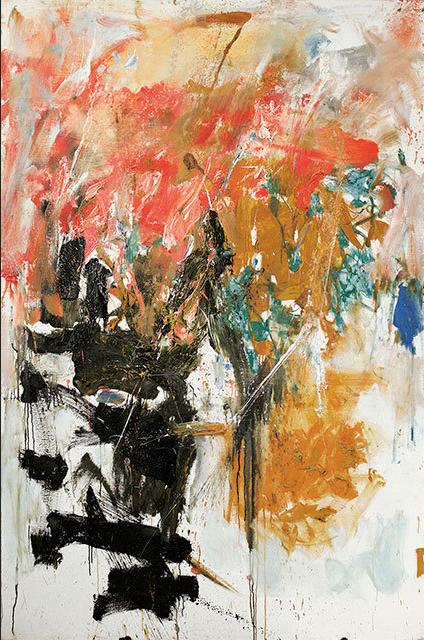 Rhubarb by Joan Mitchell