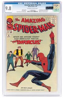 Marvel Amazing Spider-Man #10 (CGC 9.8)