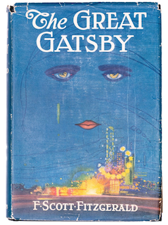 The Great Gatsby by F. Scott Fitzgerald (Signed, 1st Ed.)