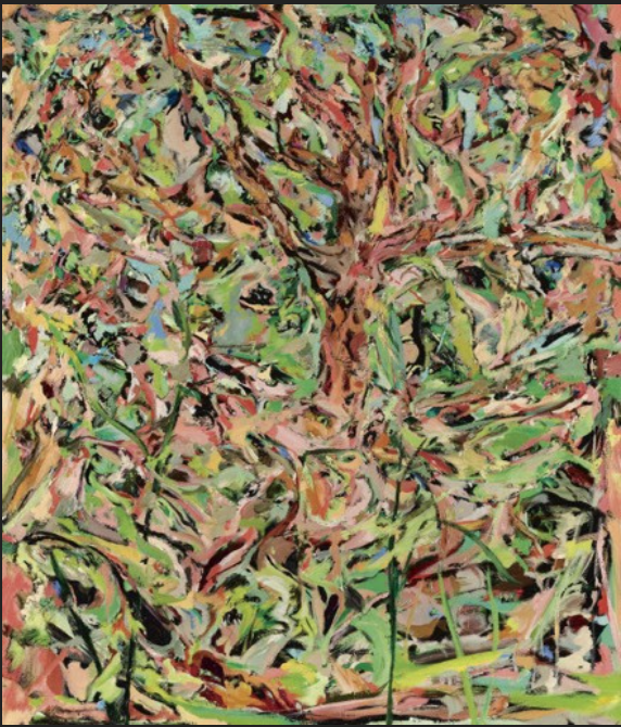 Lured by Cecily Brown