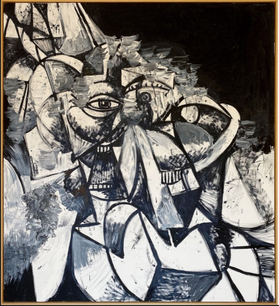 Gargantua by George Condo