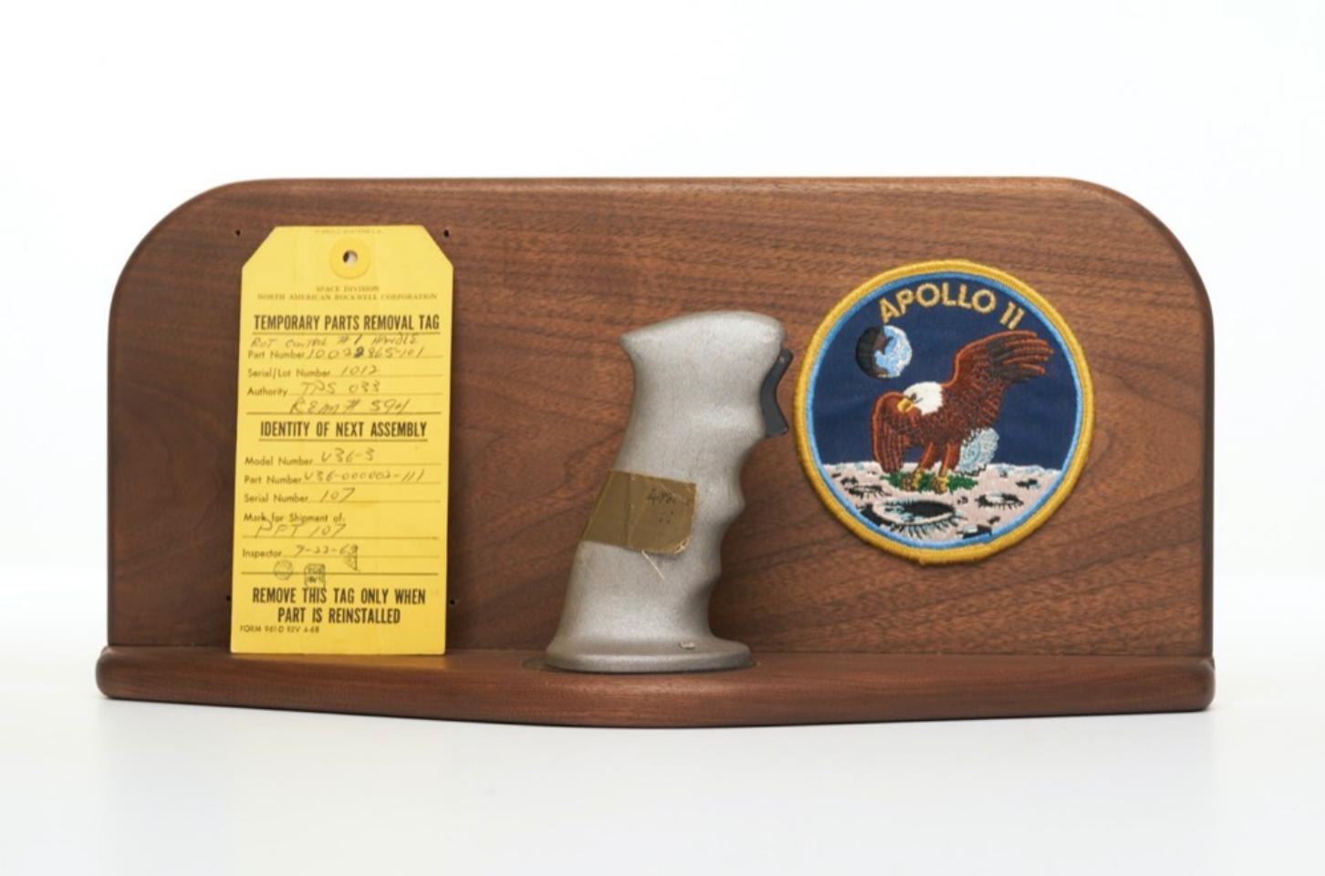 NASA Apollo 11 Buzz Aldrin Control Stick