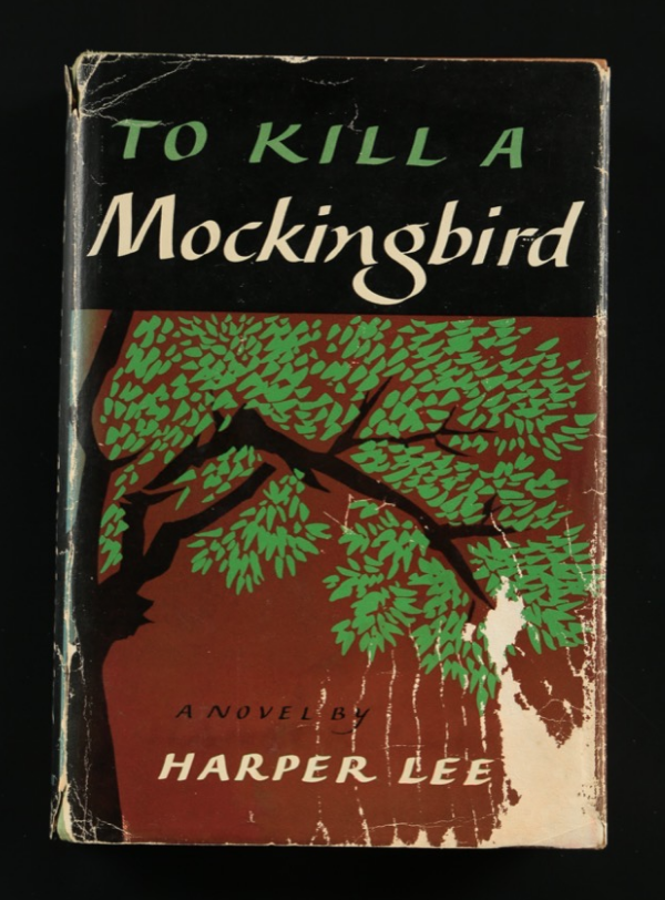To Kill A Mockingbird by Harper Lee (Signed, 1st Edition)