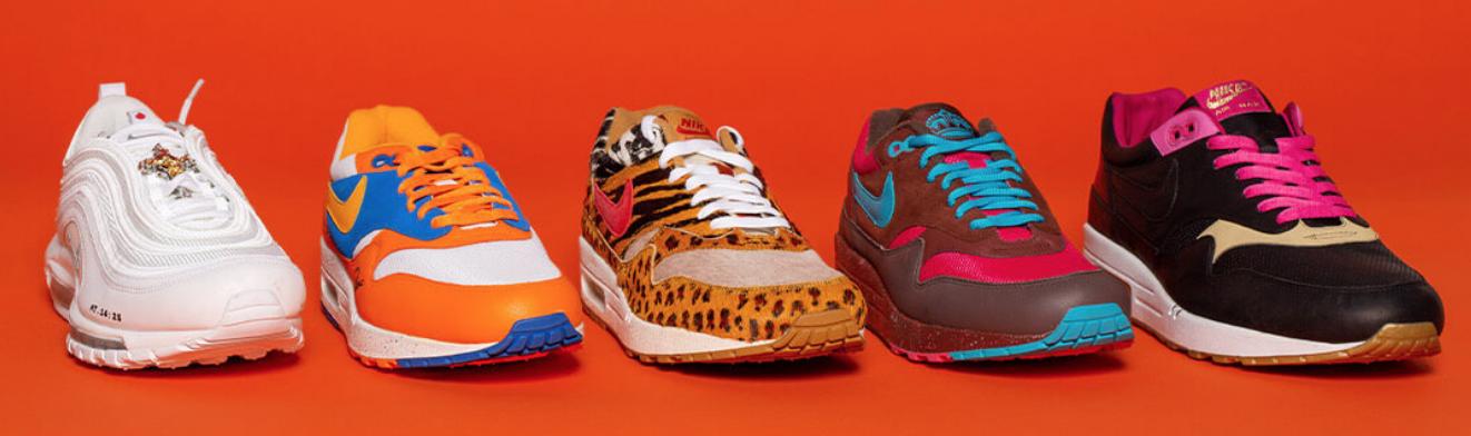 Trainer Series (5 Nike Air Max Grails)