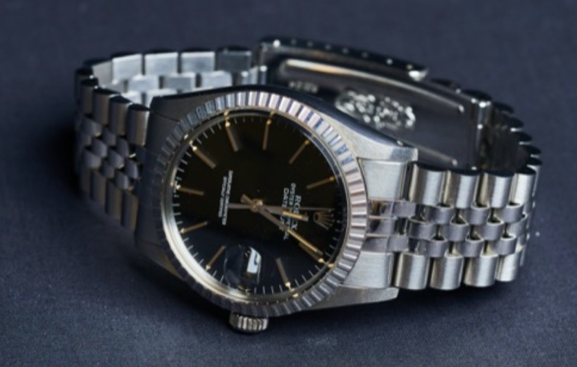 Joe DiMaggio's Rolex Datejust