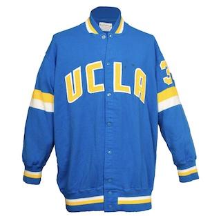 Kareem Abdul-Jabbar's 1968-69 UCLA Warm Up Jacket