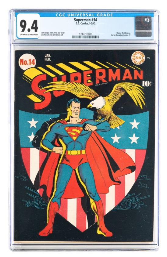 DC Comics Superman #14