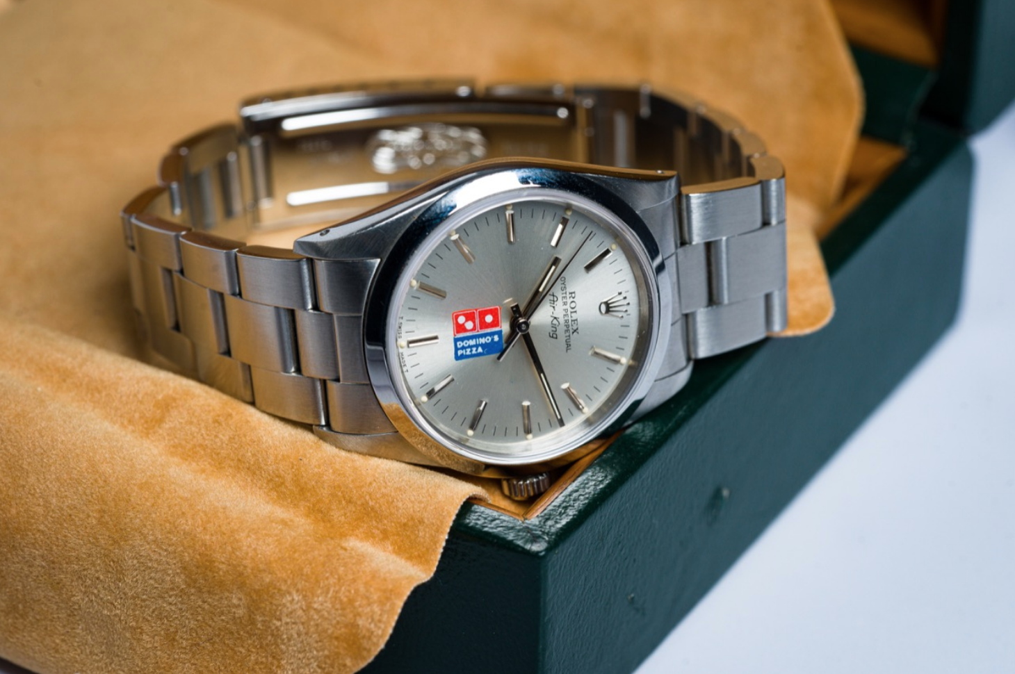 Dominos Pizza Special Edition Rolex Air-King