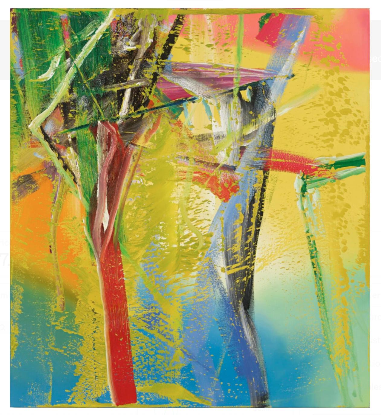 Ziege, 1984 by Gerhard Richter