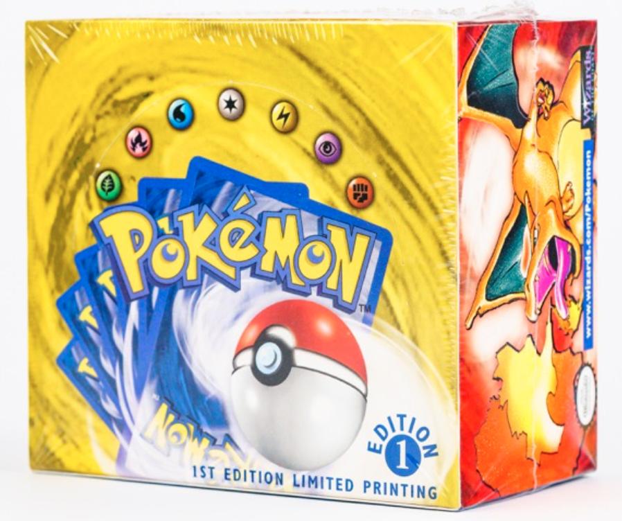 1999 Pokémon Booster Box (1st Ed.)
