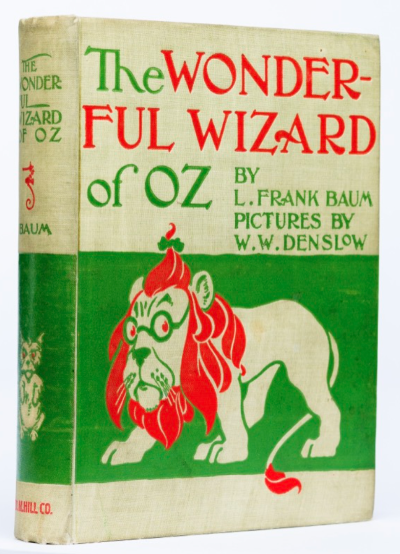 The Wonderful Wizard of Oz (1st Edition)