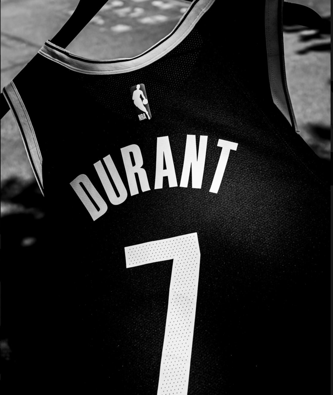 2020 Kevin Durant Game-Worn Jersey (Nets Debut)