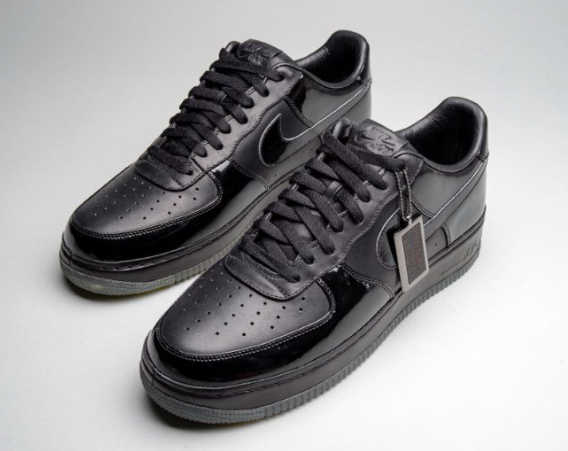 """2010 Air Force 1 HOV """"All Black Everything"""" (Jay Z Samples)"""