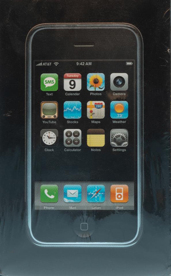 Original Apple iPhone 2G A1203 Sealed